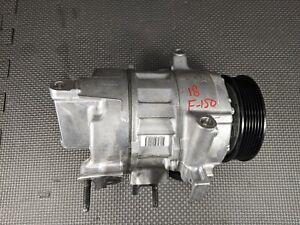 OEM 2017-2018 Ford F150 Air Conditioning A/C AC Compressor