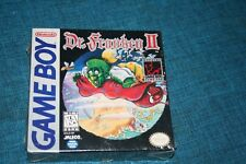 BRAND NEW NINTENDO GAME BOY GAME - DR. FRANKEN 2 SEALED BOX NES SNES VGA PS1 N64