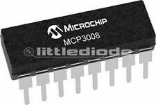 Microchip Technology MCP3008T-I/SL 10 bit Serial ADC Pseudo Differential Input