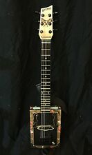 Cigar Box Guitar- Bydand Instruments (San Cristobal) 6-String W/ Humbucker