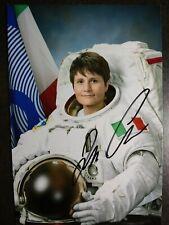 Samantha Cristoforetti Hand Signed Autograph 4X6 Photo. - European Astronaut