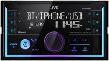 JVC KWX830BT Radio Spotify für Peugeot 207 + CC SW 2006-2013 piano mit Canbus