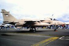 3/572-2 SEPECAT Jaguar GR.1A XZ111/GO Royal Air Force Kodachrome SLIDE