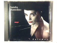 SANDRA RUMOLINO Automne - Tango cd RARISSIMO MAI SUONATO VERY RARE UNPLAYED!!