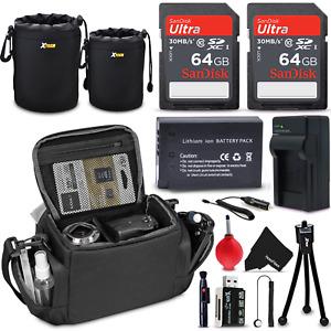 Professional Camera Accessories f/ Nikon D5600 D5500 D5300 D5200 D3500 D3400