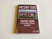 COFANETTO CD + DVD - VALERIO LIBONI - ANCORA TORO - NUOVO SIGILLATO