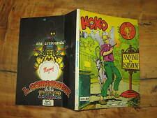 KOKO N°7 ANIMALI IN ESTINZIONE GENNAIO 1977 EDIZIONI GEIS