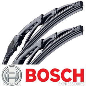 BOSCH Wiper Blades for Dodge Challenger (2009-2017) Direct Connect Set (Pair)