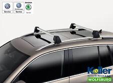 Original VW Grundträger Tragstäbe Gepäckträger Dachträger Tiguan 5N0071151