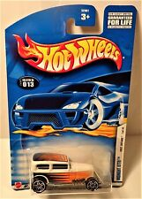 Hot Wheels 2002 First Editions #1/42 Midnight Otto collector #013