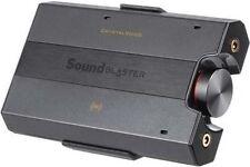 Creative Sound Blaster E5 Haute Résolution USB DAC et Portable écouteurs