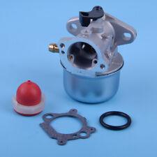"Carburetor Carb Kit for Briggs & Stratton 498170 799866 650 Craftsman 625 22"" x1"