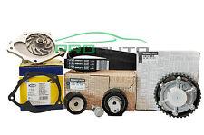 Timing cam belt kit & dephaser poulie & pompe à eau renault laguna ii 1.8 16V oe.