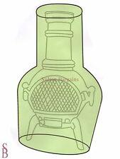 Chiminea Cover (84cm High) - BNIP - Garden Chimnea - weather resistant