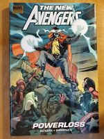 New Avengers v12 Powerloss hardcover excellent condition Bendis