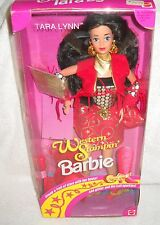 #9506 NRFB Mattel Western Stampin Tara Lynn (Barbie) Doll