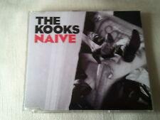 THE KOOKS - NAIVE - UK CD SINGLE