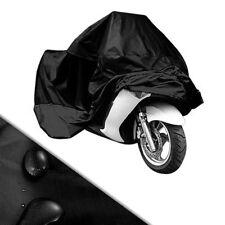 Dustproof Motorcycle Cover Waterproof Motorbike Storage Cover Anti-UV Clearance