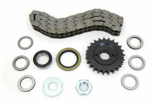 23 Tooth Sprocket and Chain Kit for Harley Davidson by V-Twin