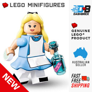 LEGO Collectable Minifigures: Alice - Disney Series 1 Minifigure NEW IN PACK