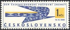 Czechoslovakia 1966 Stamp Day/Carrier Pigeon/Birds/Nature/Animation 1v (n44176)