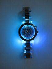⌚  Montre Hello Kitty Éclairage Bracelet Plastique Model 4400703 Très Bon État