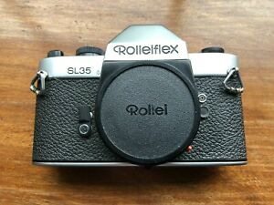 Rollei SL35 SLR - 35mm Film Camera Body