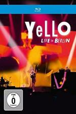 Yello - Live In Berlin (NEW BLU-RAY)