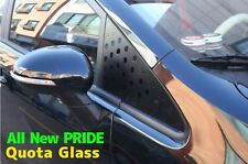 Decal-X Carbon A Quota Glass Mask 4P 1Set For KIA Rio 2016