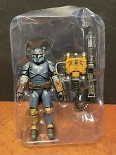 "Star Wars Black Series 6"" Heavy Infantry Mandalorian No Box"