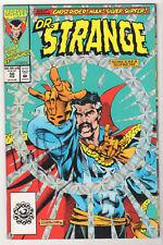 Dr. Strange Sorcerer Supreme #50 signed Len Kaminski 1993 Ghost Rider Hulk COA
