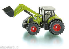 Claas Axion 850 avec chargeur frontal, Siku Paysan 1:50, Art. 1979