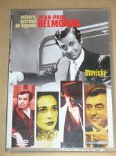 DVD / STAVISKY / BELMONDO / ALAIN RESNAIS / NEUF SOUS CELLO