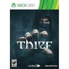 Thief (Microsoft Xbox 360, 2014) - Steelbook -- Comes in case