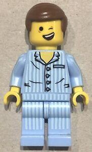 Genuine Lego Movie Exclusive Odeon tlm061 Pyjamas Pajamas Emmet Minifigure