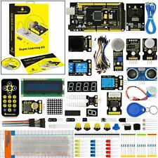 KEYESTUDIO Electronics Programming Starter Kit Set for Arduino MEGA Project Kids