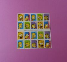 Stamps US * Sc 4399-4403 * THE SIMPSONS * Sheet of 20 * Mint * 44 cent