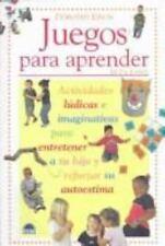 Juegos Games: Para Aprender (Spanish Edition)