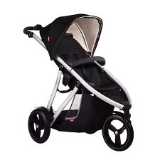 Phil and Teds Vibe Buggy in Black  RRP - £549!!