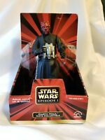 STAR WARS: Episode 1: DARTH MAUL Kid's Collectible by Applause - Movable Arms