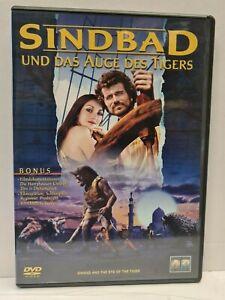 DVD - Sindbad und das Auge des Tigers - FSK 12