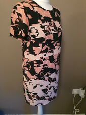 French Connection dress size 10 floral print