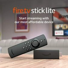 Fire TV Stick Lite HD Streaming Device - Black BRAND NEW