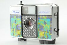 [RARE! EXC+++++]  Ricoh Auto Half E Mosaic Pattern w/ 25mm f2.8 from Japan #193