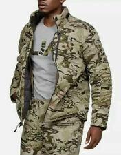 Under Armour Timber Hunting Jacket Ridge Reaper Barren Camo 1316734-999 Sz Large
