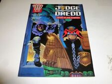 Crime & Thriller First Print 2000AD Progs