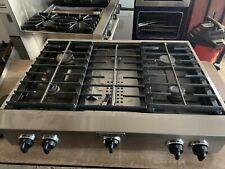 New listing Kitchen Aid 36� Gas Cooktop