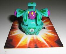 Bakugan Battle Brawlers: Ventus Warius (Green) 510G, with METAL CARD