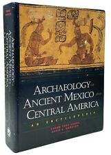 Archaeology of Ancient Mexico and Central America Encyclopedia, 2001 Hardcover