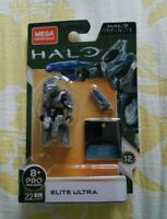BRAND NEW 2020 Mega Construx Halo Infinite ELITE ULTRA Halo Heroes Series 12